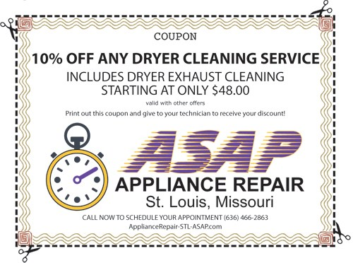 Appliance and Appliance Maintenance in Lake St.Louis, MO 63366 and St.Charles, MO 63301