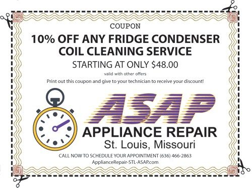 Refrigerator Maintenance in Harvester, MO 63303