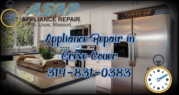 Appliance Maintenance in Creve Couer, MO 63141