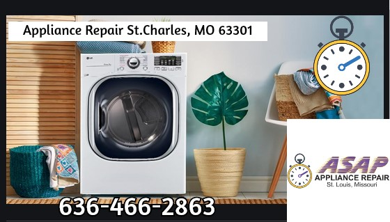 Dryer Exhaust Cleaning in St.Charles, MO 63301