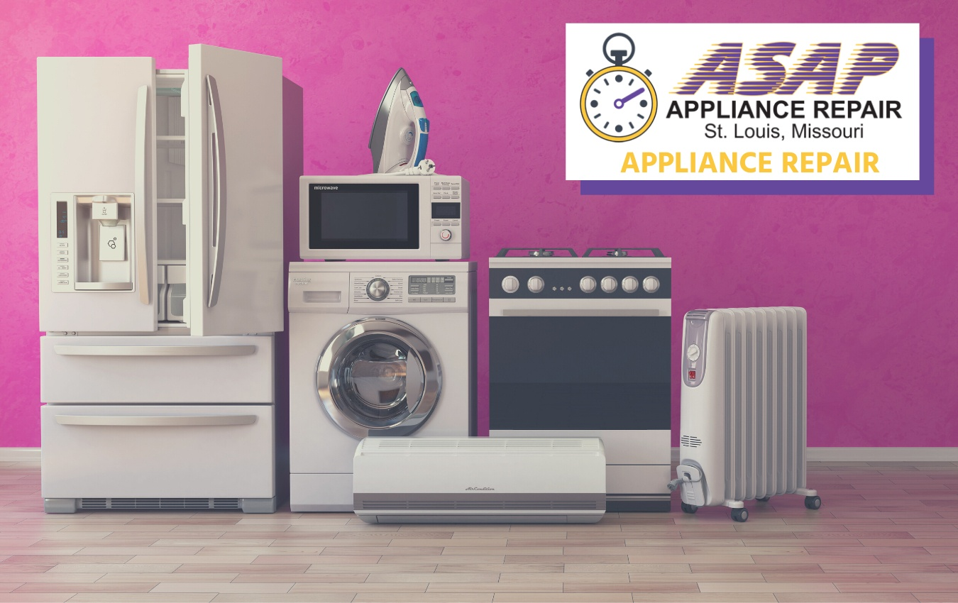 Appliance Repair in Chesterfield, MO