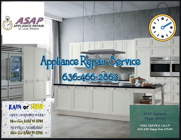 Gas Oven Repair in St.Charles, MO