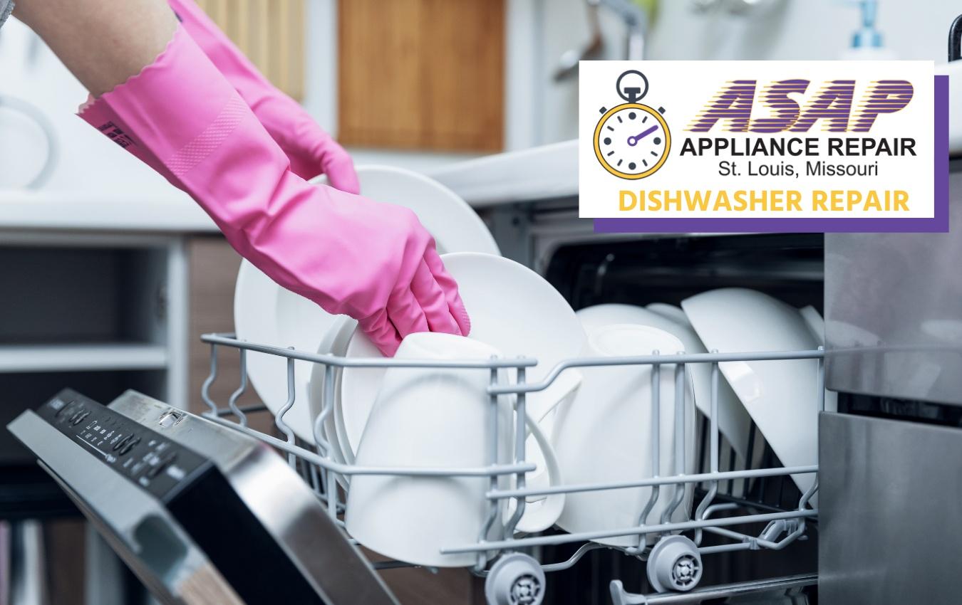 Dishwasher Installation in Eureka, MO 63025