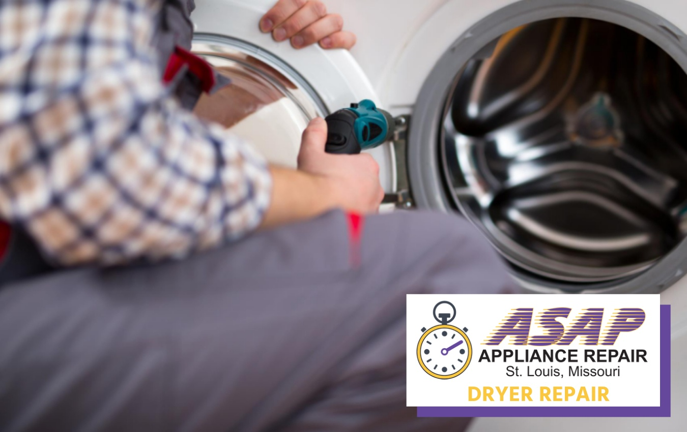 Dryer Repair in Ballwin, MO 63011