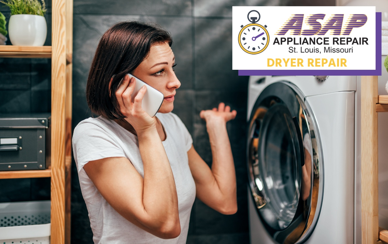 Dryer Exhaust Cleaning & Repair in Wildwood, MO