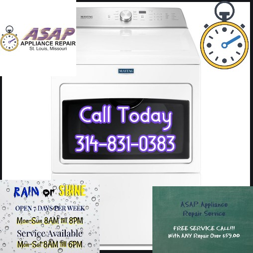 Dryer Exhaust Cleaning in Brentwood, Mo 63144