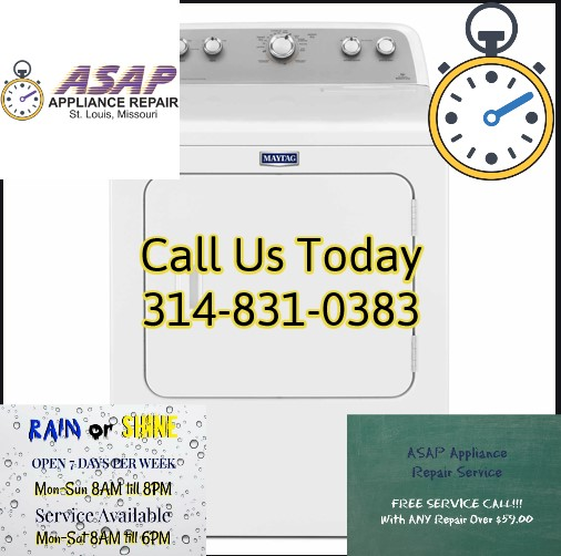 Dryer Exhaust Cleaning in Overland, MO 63114