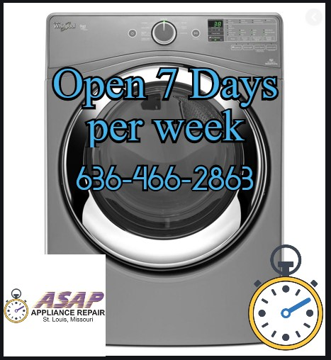 Dryer Exhaust Cleaning in Wildwood, MO 63005