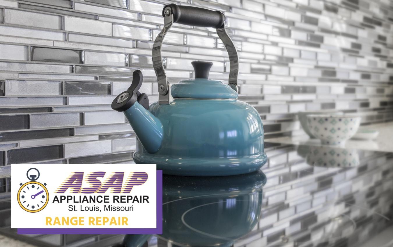 Gas Range Repair in St. Peters, MO 63376