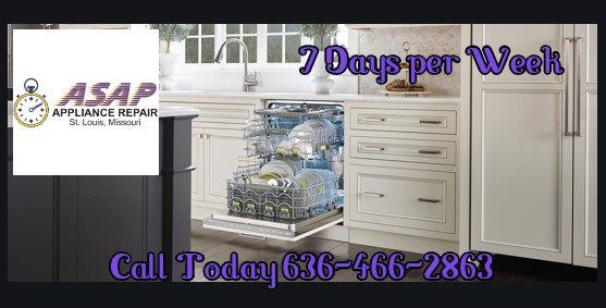 Dishwasher Installation in Eureka, MO 63025
