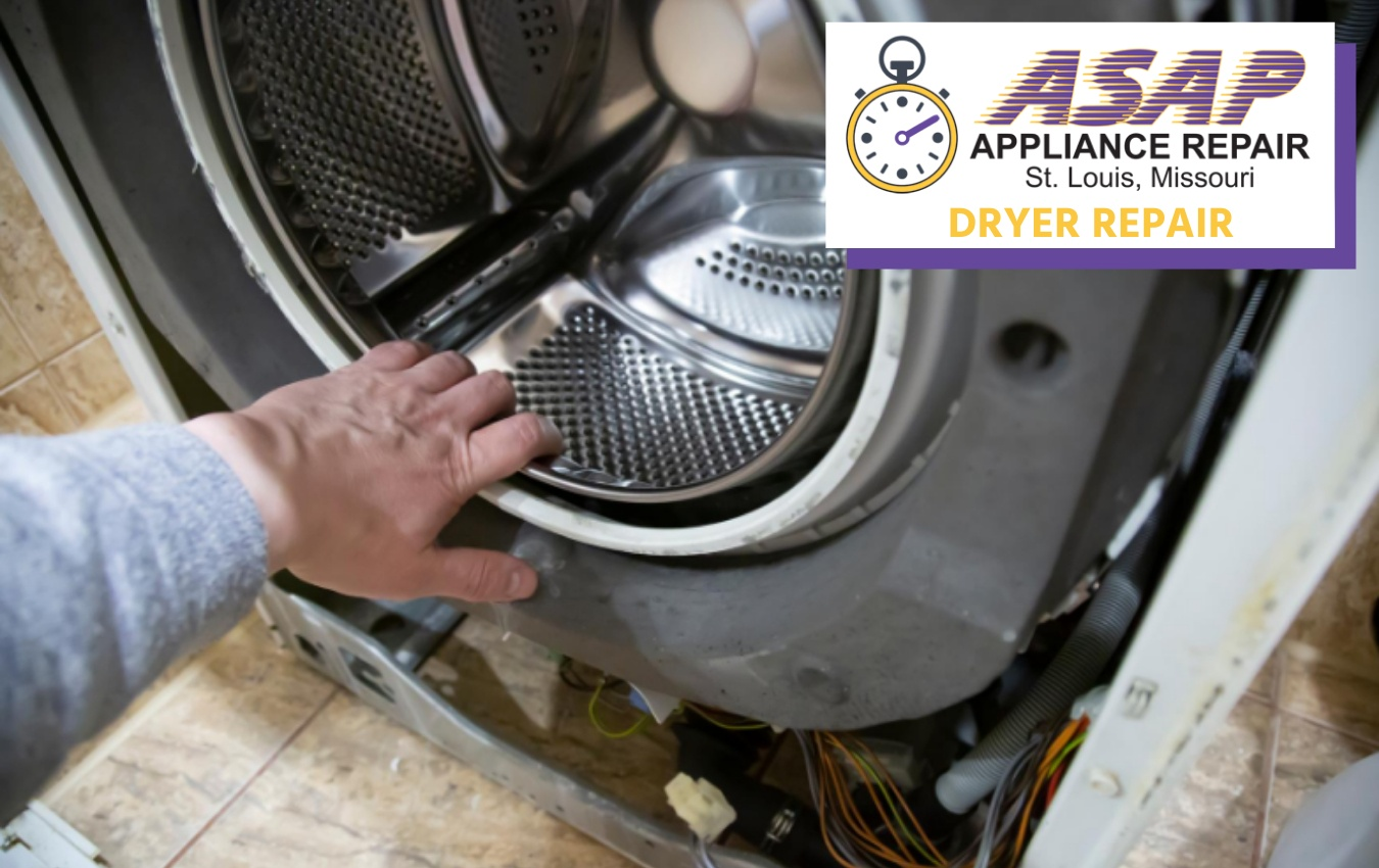 Dryer Repair in Chesterfield, MO 63005