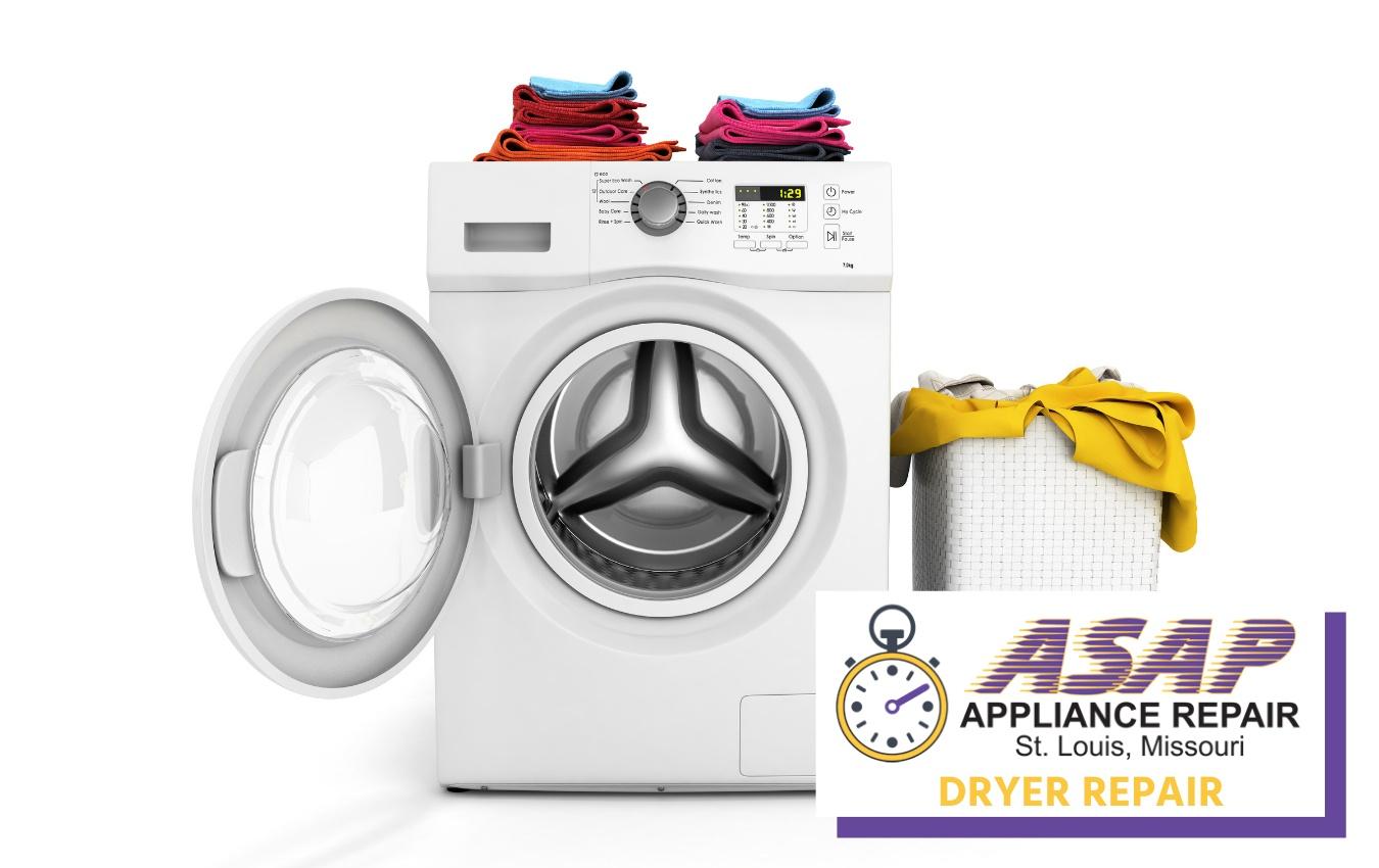 Dryer Repair in Kirkwood, MO 63122