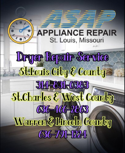 Dryer Maintenance Service