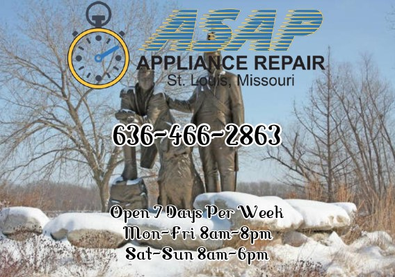Appliance Maintenance Service in St.Charles, MO