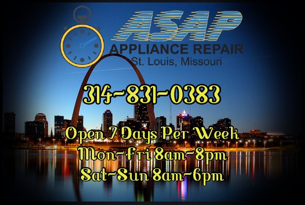 Appliance Maintenance in St.Louis, MO